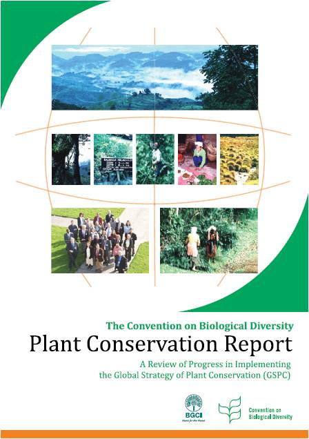 Plant Conservation Report